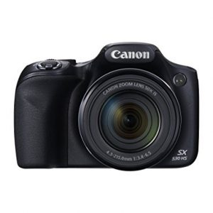 Canon PowerShot SX530 Digital Camera