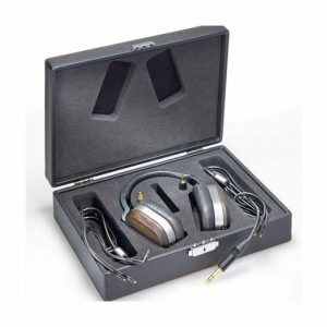Headphones with Case