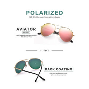 Polarized Sunglasses for Womens