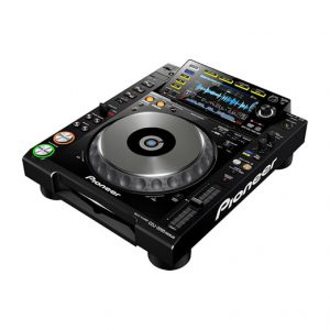 Digital DJ Turntable